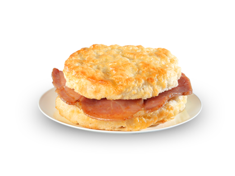 Country Ham Biscuit - Menu - Bojangles' Famous Chicken 'n Biscuits