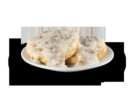 Gravy Biscuit - Menu - Bojangles' Famous Chicken 'n Biscuits